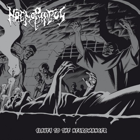 Haemophagus - Slaves To The Necromancer LP