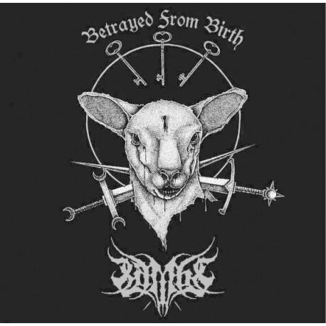 Lambs - Betrayed From Birth - LP