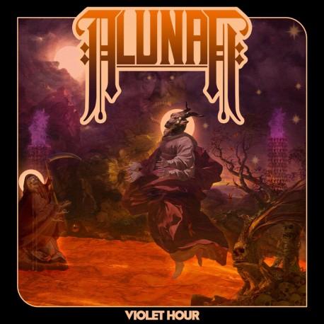 Alunah – Violet Hour - CD-Digi