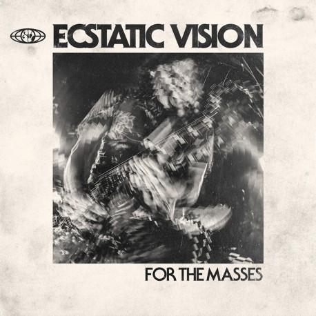 Ecstatic Vision – For The Masses - CD-Digi