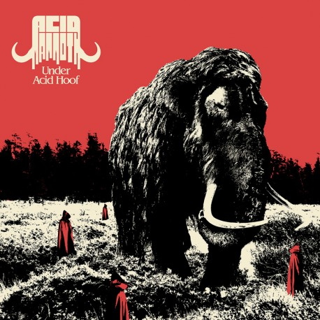 Acid Mammoth ‎– Under Acid Hoof - LP