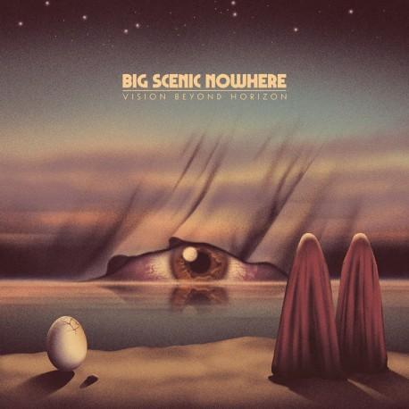Big Scenic Nowhere – Vision Beyond Horizon - LP