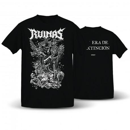 "Ruinas - ""Era De La Extincion"" T-Shirt - Spikerot Exclusive"