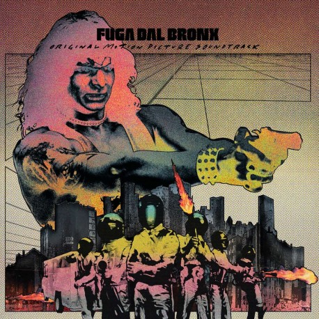 Fuga Dal Bronx - Original Motion Picture Soundtrack LP