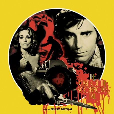 The Case of the Scorpion's Tail - Original Motion Picture Soundtrack 2XLP