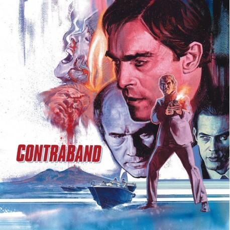 Contraband - Original Motion Picture Soundtrack LP