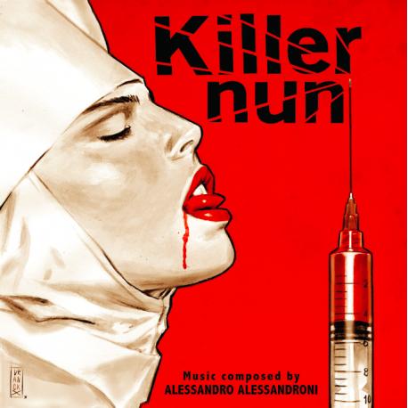 Killer Nun - Original Motion Picture Soundtrack LP