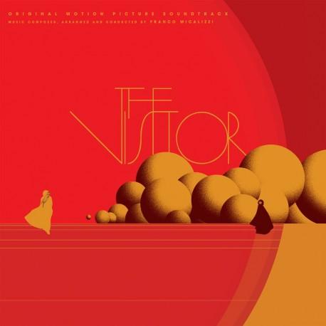 The Visitor - Original Motion Picture Soundtrack 2XLP