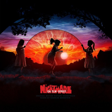A Nightmare on Elm Street - Original Motion Picture Soundtrack LP
