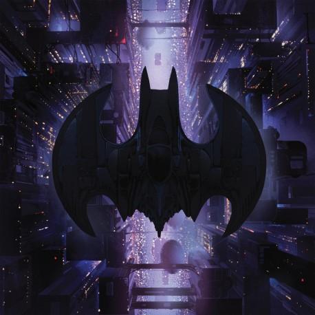 Batman - Expanded Motion Picture Score 2XLP