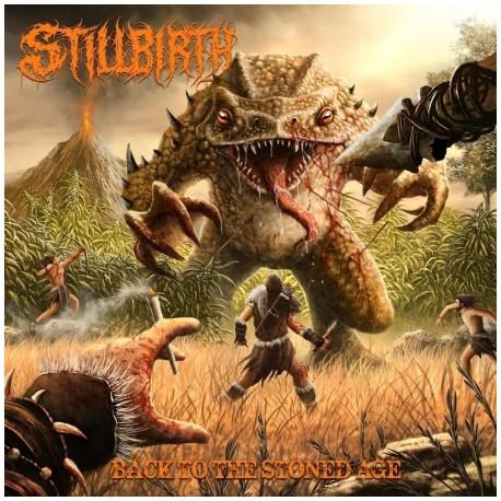 Stillbirth – Back To The Stoned Age - CD