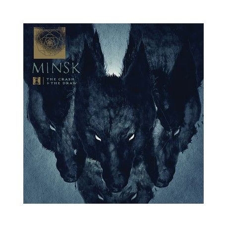 Minsk - The Crash And The Draw 2LP