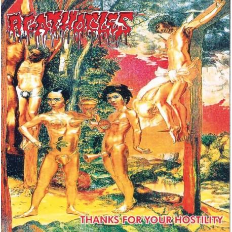 Agathocles – Thanks For Your Hostility - 2LP