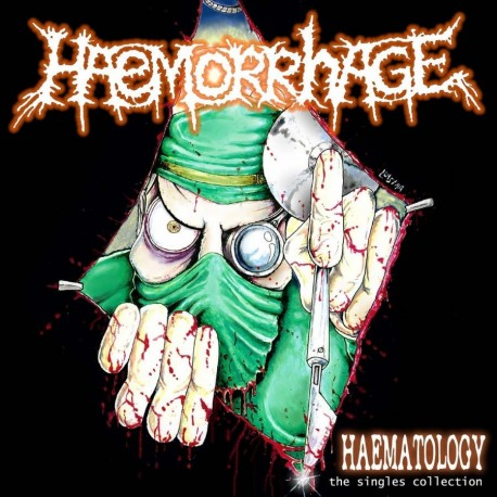 Haemorrhage - Haematology - The Singles Collection - CD