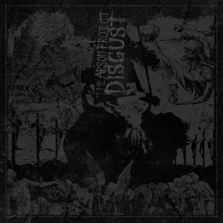 The Arson Project – Disgust - CD