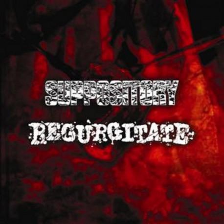 Suppository / Regurgitate – Suppository / Regurgitate Split - CD