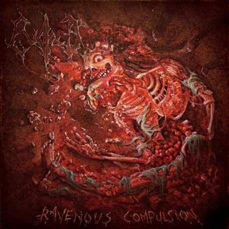 Evoked – Ravenous Compulsion - CD
