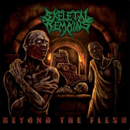 Skeletal Remains – Beyond The Flesh - CD