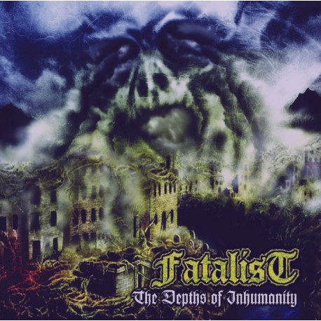 Fatalist – The Depths Of Inhumanity - LP+CD