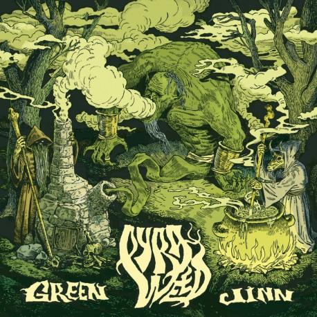 Pyraweed – Green Jinn - CD Digi