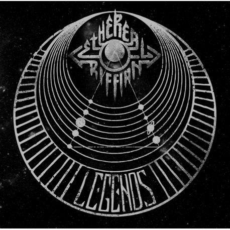 Ethereal Riffian – Legends - CD Digi