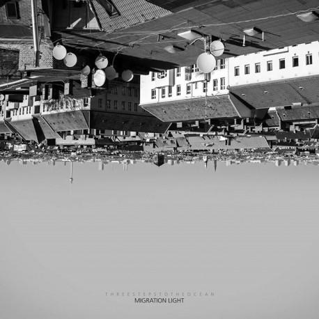 Threestepstotheocean – Migration Light - CD Digi