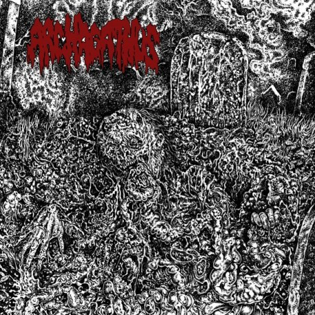 Meat Spreader / Archagathus – Meat Spreader / Archagathus - Split LP