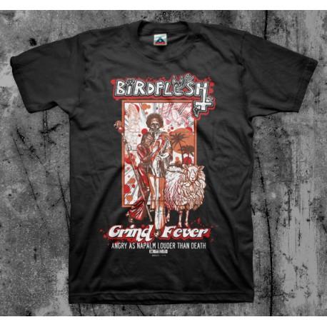 Birdflesh - Grind Fever - T-Shirt