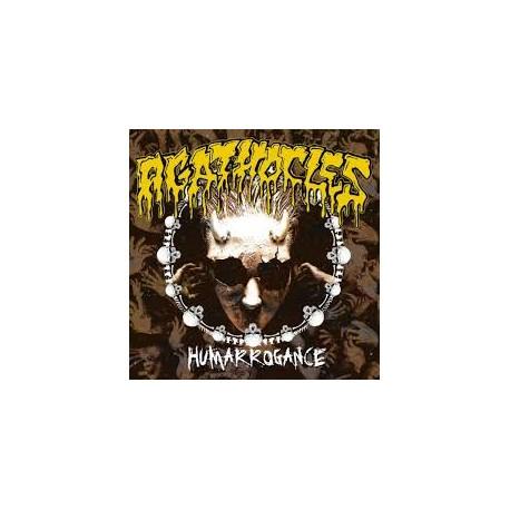 Agathocles – Humarrogance - CD