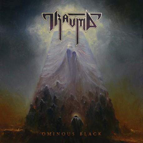 Trauma – Ominous Black - CD