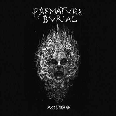 Premature Burial – Antihuman - CD
