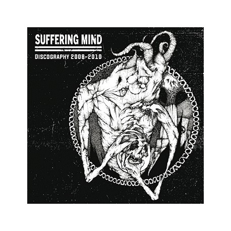Suffering Mind – Discography 2008-2019 - CD