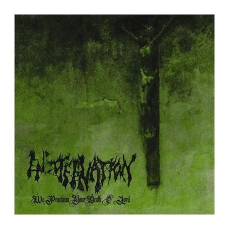 Encoffination – We Proclaim Your Death, O' Lord - 2LP