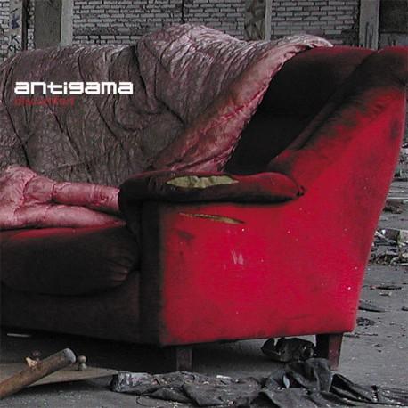 Antigama – Discomfort - CD
