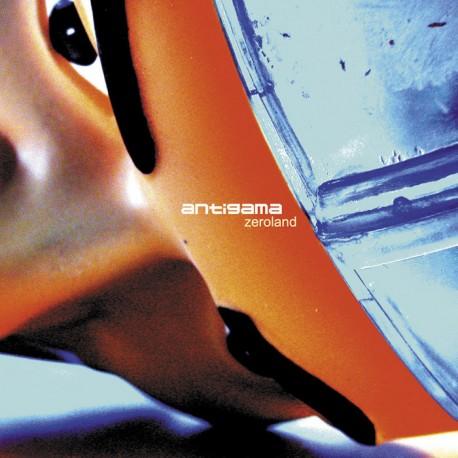 Antigama – Zeroland - CD