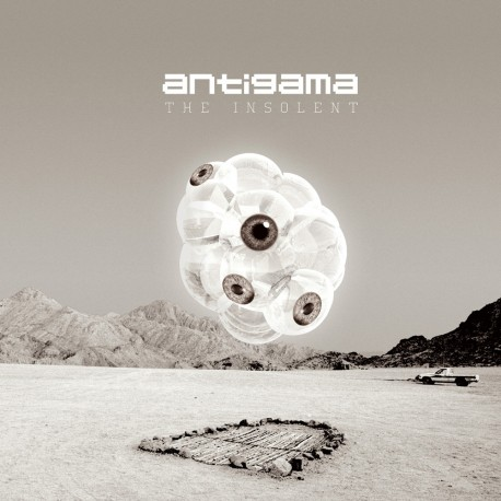 Antigama – The Insolent - CD
