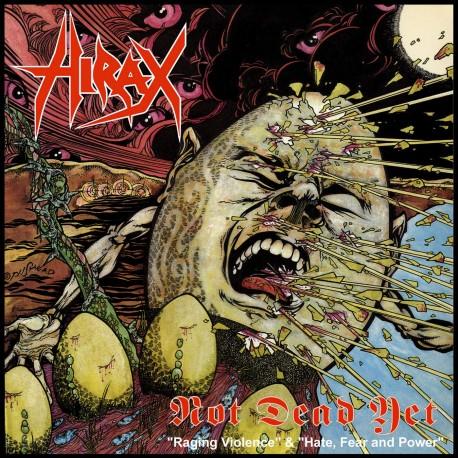 Hirax – Not Dead Yet - CD