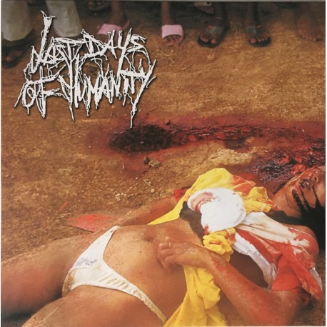 Last Days Of Humanity – The Xtc Of Swallowing L.D.O.H. Feaces - LP