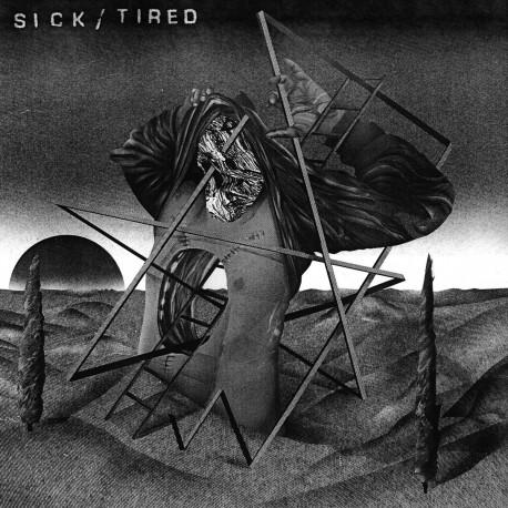 Triac / Sick/Tired - Split LP