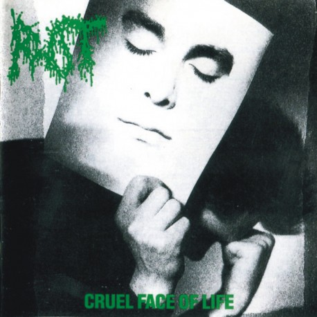 Rot ‎– Cruel Face Of Life - LP