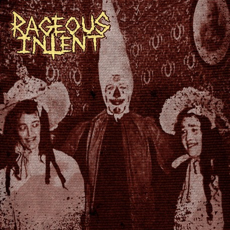 Rageous Intent – Rageous Intent - LP