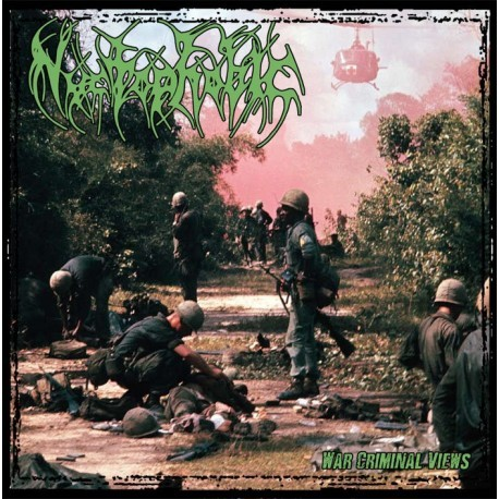 Nyctophobic – War Criminal Views - LP