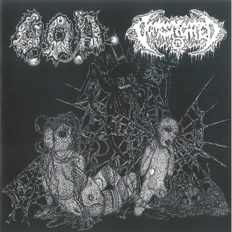 "G.O.D. / Domesticated – Split 7"""