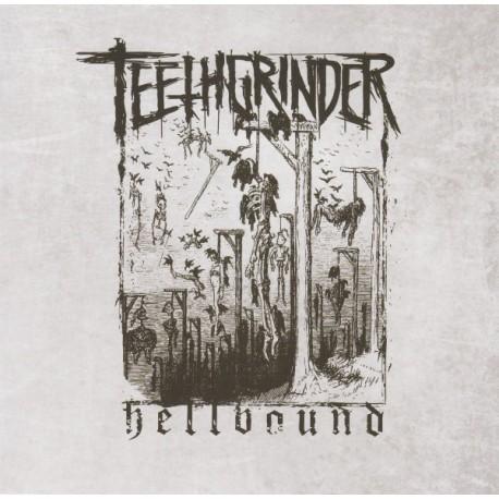 "Teethgrinder – Hellbound - 7"" Splatter"
