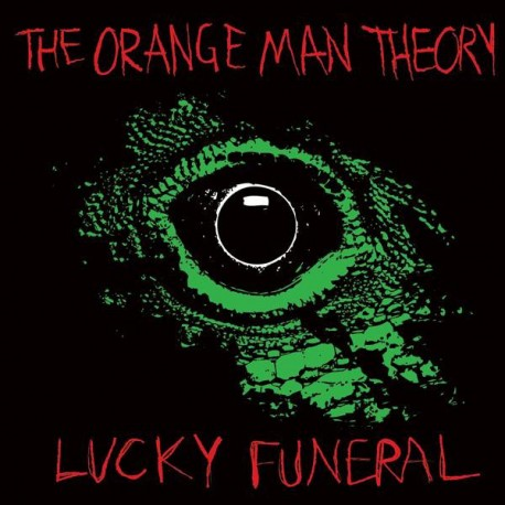 The Orange Man Theory / Lucky Funeral ‎– Point Of No Arrival / Industrial Society - Split 7""