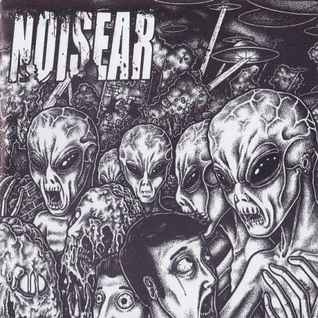 """Noisear / Dead Church - Split 7"""""""