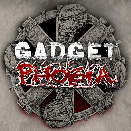 Phobia / Gadget - Split Lp