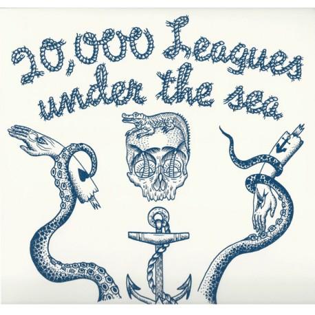 Jonny Trunk – 20,000 Leagues Under The Sea - LP + Book