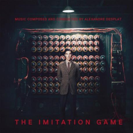 Alexandre Desplat – The Imitation Game (Original Motion Picture Soundtrack) - LP