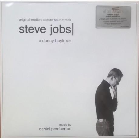Daniel Pemberton – Steve Jobs (Original Motion Picture Soundtrack) - 2LP